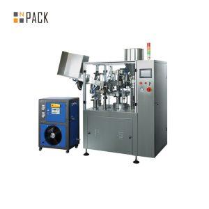 Automatický ultrazvukový lekársky a farmaceutický stroj na plnenie trubíc
