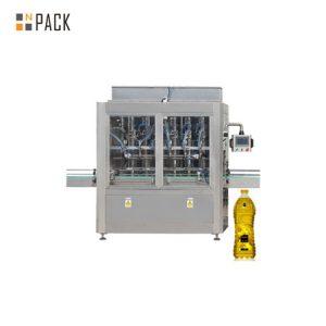 Prispôsobené továrenské ceny mazacích olejov plniaceho stroja na 1L až 5L