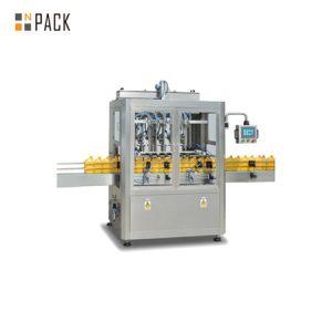 Automatický stroj na plnenie pasty na varenie oleja, omáčky