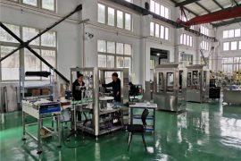 prehliadka továrne