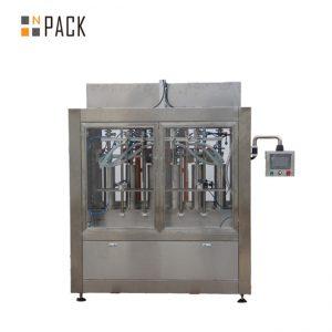 továreň na chemické plnenie tekutín stroj