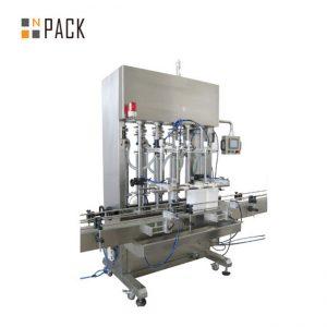 Kvapalný automatický plniaci stroj pre mazací olej