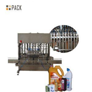 Automatický stroj na plnenie tekutých fliaš pre plnenie očných kvapiek