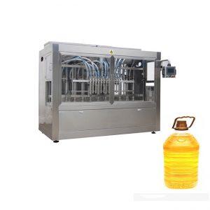 Etiketovací stroj na lisovanie za studena lisovaného olivového oleja / zmesi oleja