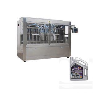 Stroj na plnenie mazacieho oleja