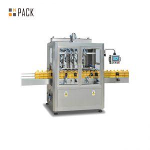 Automatický baliaci stroj na plnenie nádob / plniaci stroj s objemom 5 galónov