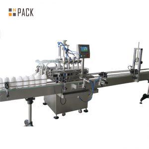 Automatický 5-litrový stroj na plnenie jedlých olejových fliaš pre domáce zvieratá